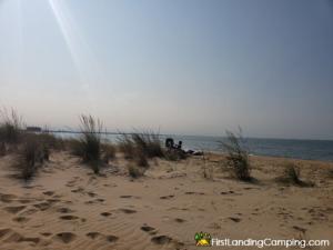 First Landing Campground Beach 1