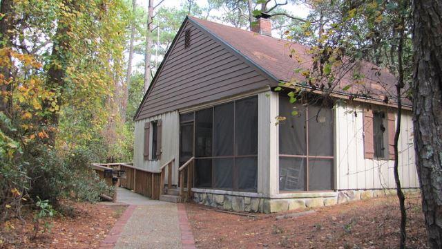 First Landing Camping Cabin 17