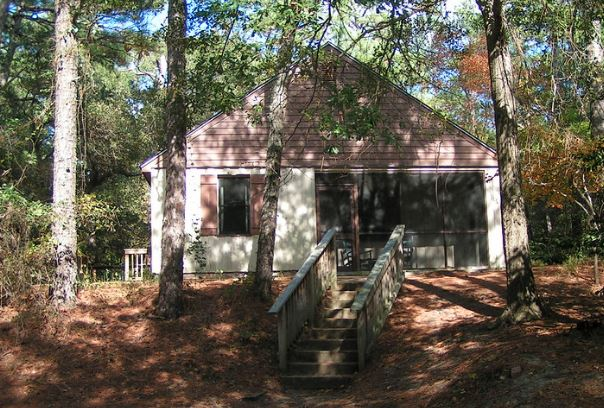 First Landing Camping Cabin 19