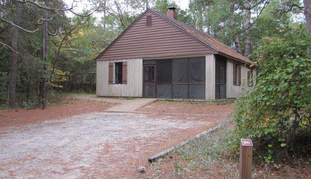 First Landing Camping Cabin 20