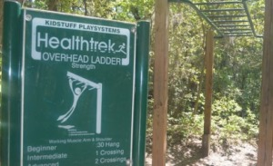 First Landing Camping Fitness Trail