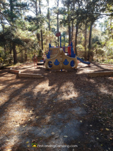 First Landing Camping Playground A