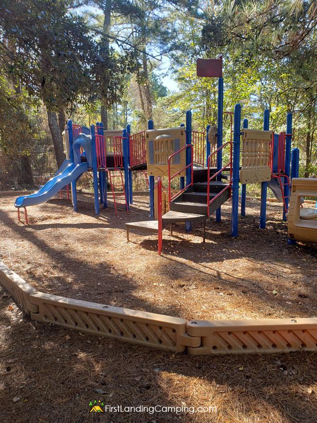 First Landing Camping Playground B