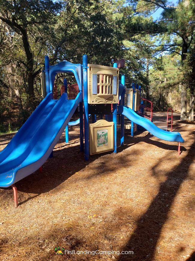 First Landing Camping Playground C