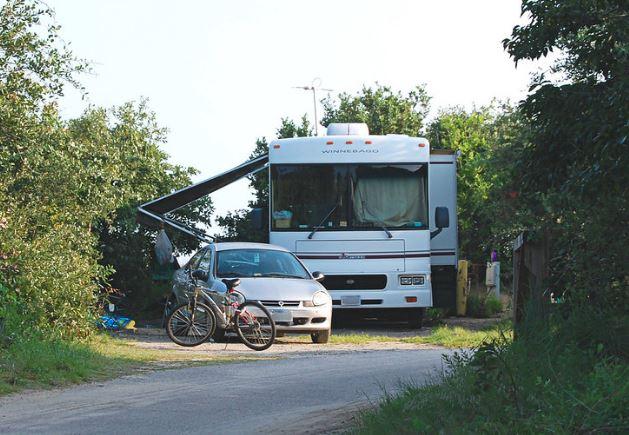 First Landing Camping Rv