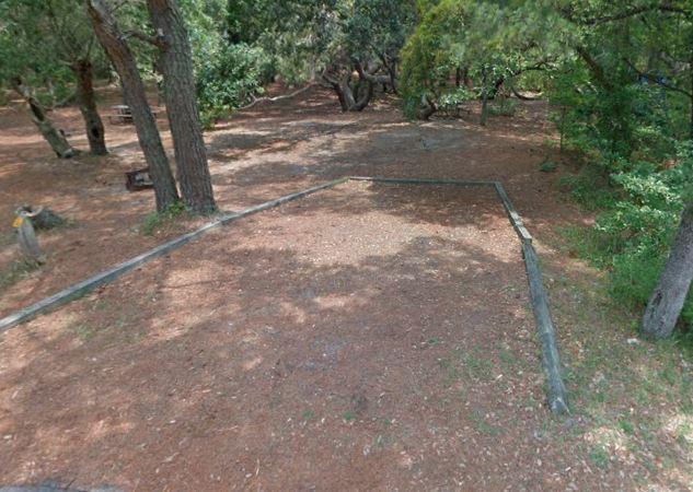 First Landing Camping Site 62