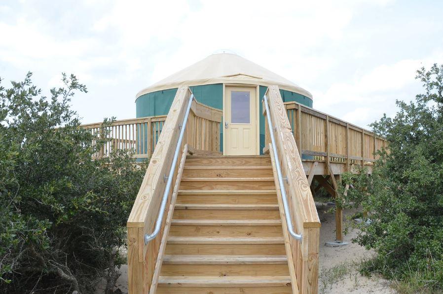 First Landing Camping Yurts
